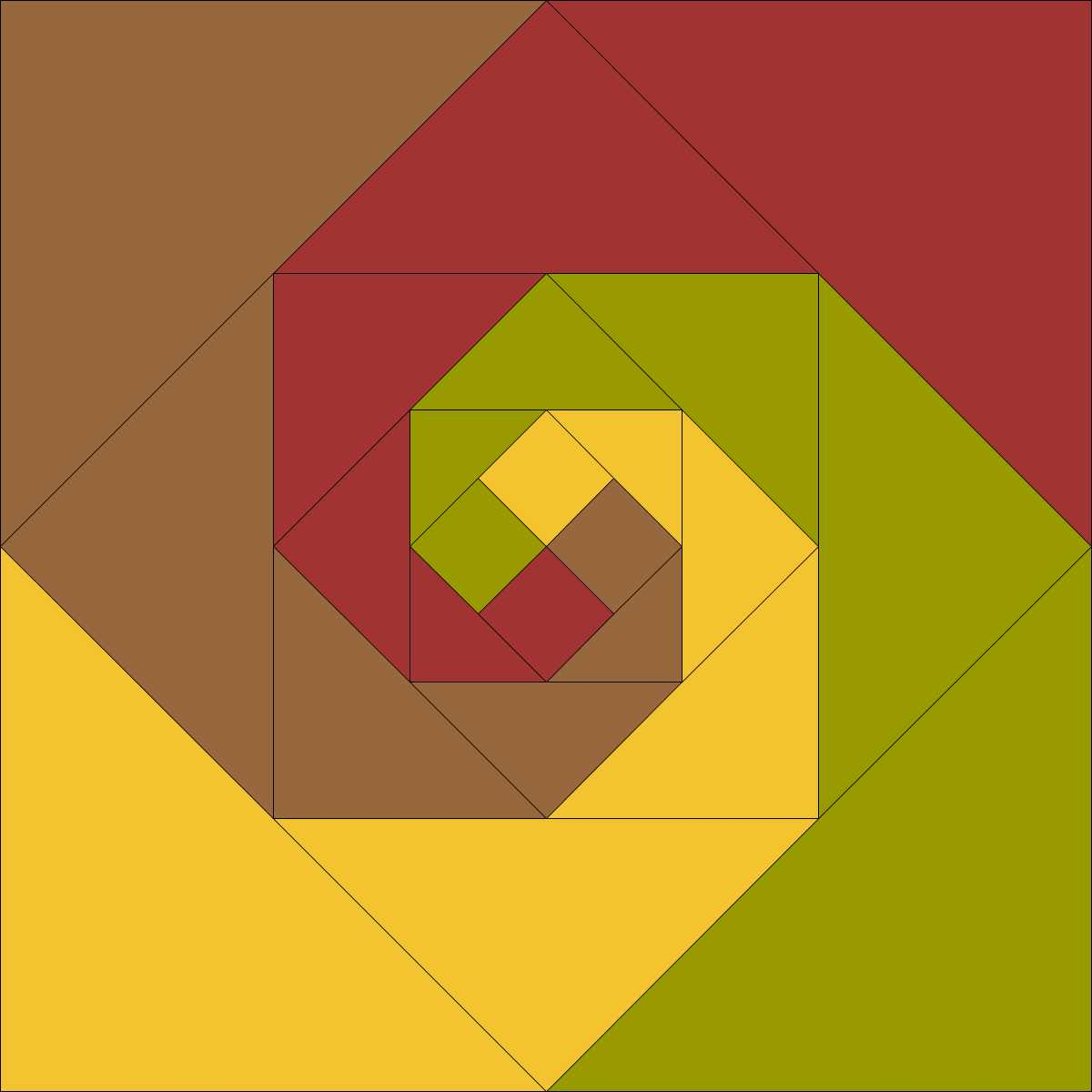 Pmgc Quilts Skill Builder Series Part 9 Diamond In Square