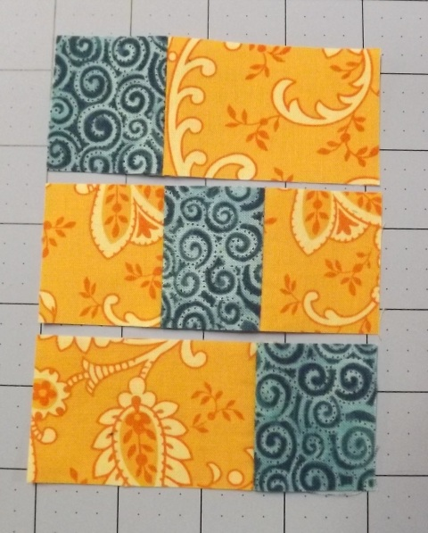 Botanicals BOM Block 2 Shasta Daisy from Piecemeal Quilts 6