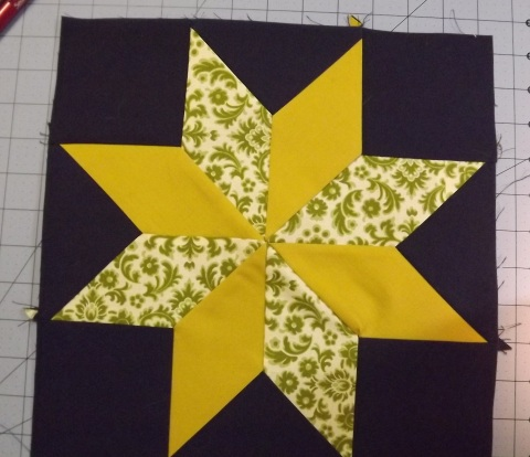 Tyss Lemoyne Star Piecemeal Quilts