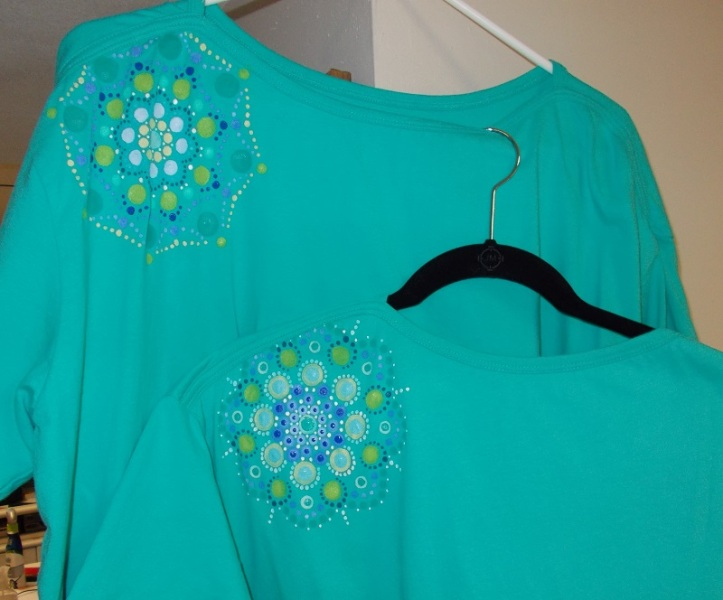 Quilt Expo Shirts by Sandi Walton at Piecemeal Quilts